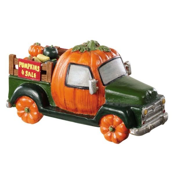 Lemax 93445 - PUMPKIN TRUCK - Spooky Town Halloween