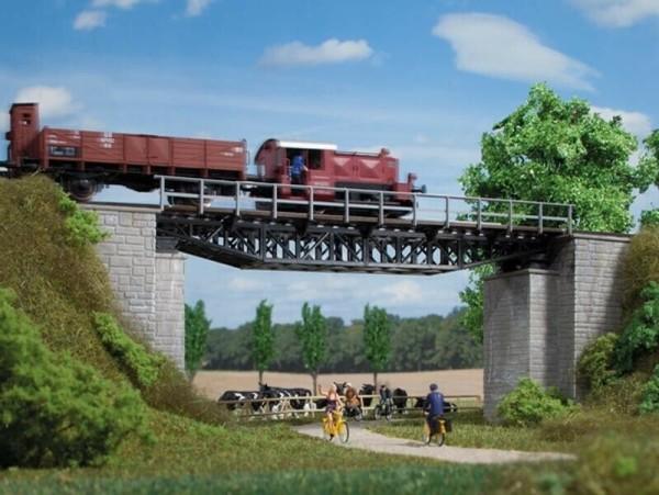 Auhagen H0 11365 - Fachwerkbrücke