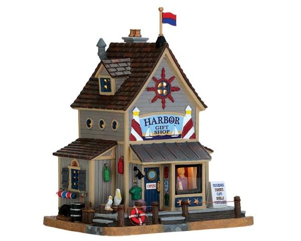 Lemax 75209 - Harbor Gift Shop
