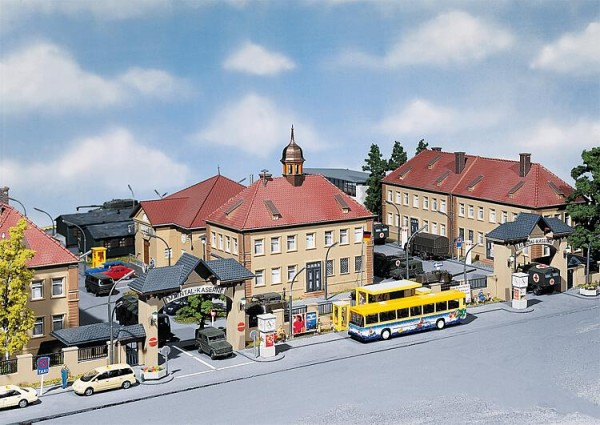 Faller Military H0 144042 - Stabsgebäude