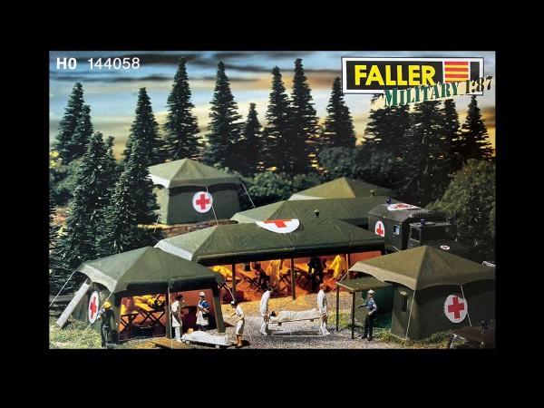 Faller Military H0 144058 - Sanitätszelte